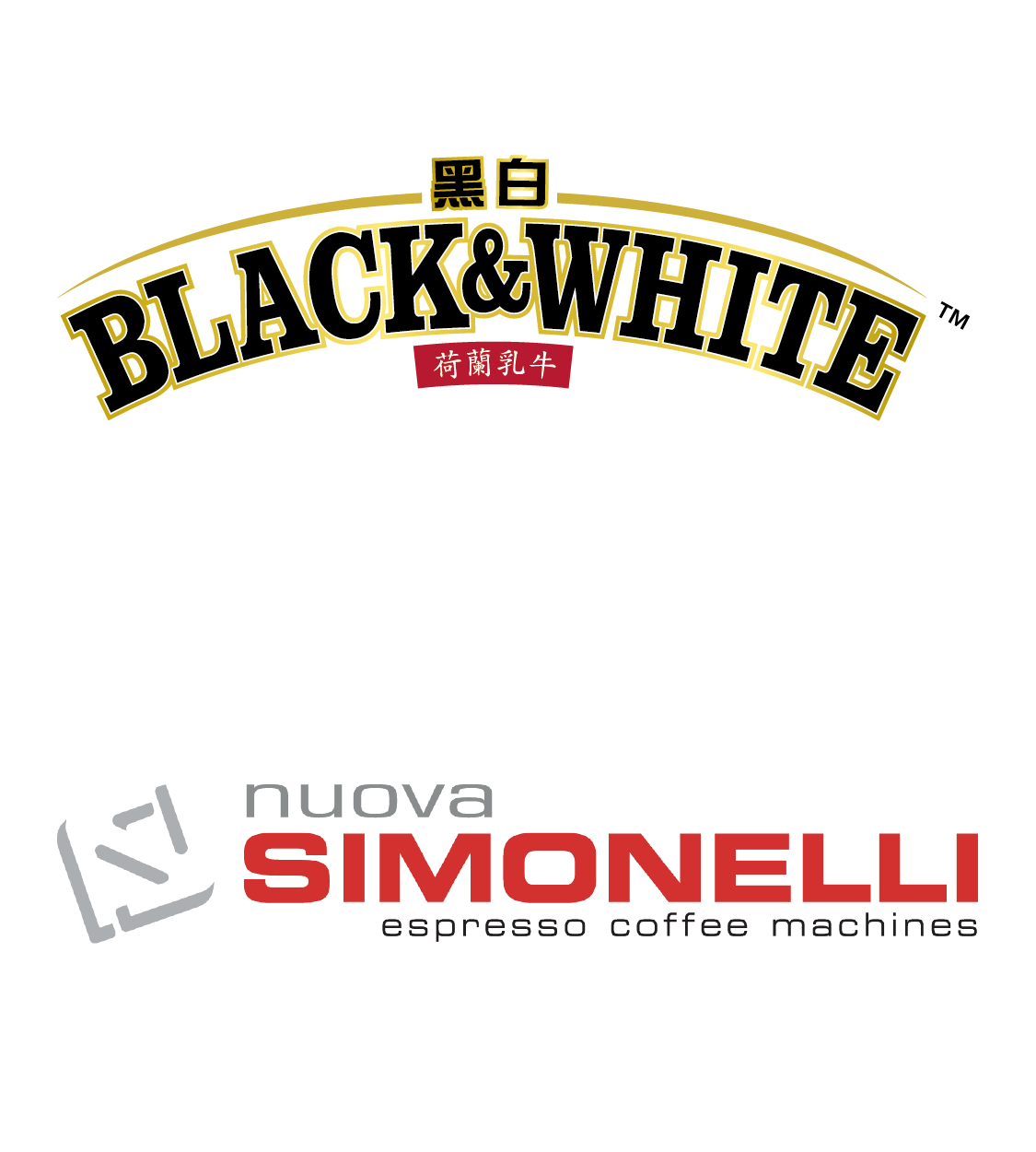 Black and White Milk & Nuova Simonelli
